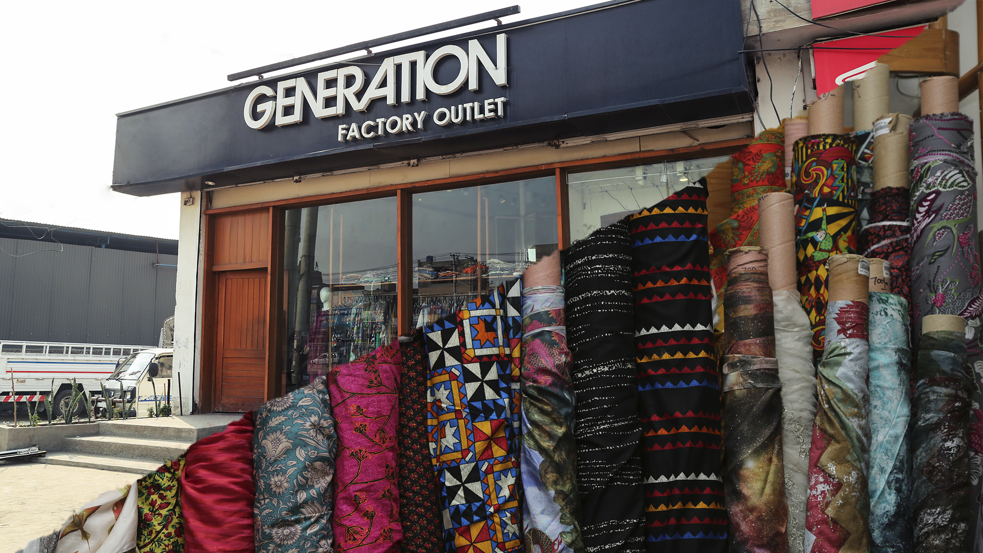The Generation Factory Outlet!