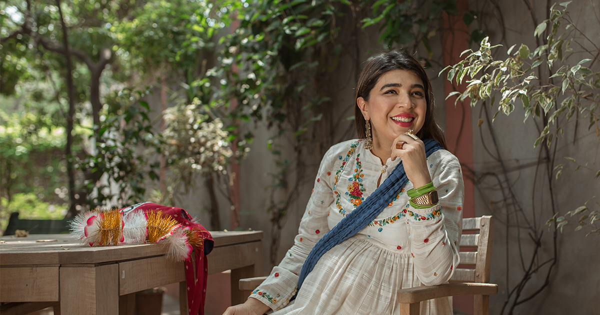 MOTHER'S DAY SPECIAL:  IN CONVERSATION WITH SADAF ZARRAR OF SIDDY SAYS